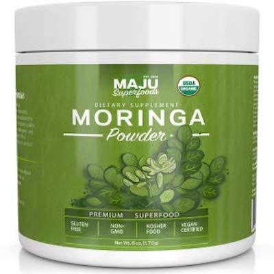 MAJU Moringa Powder
