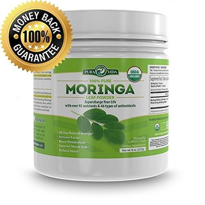 Pure Vida Moringa Powder