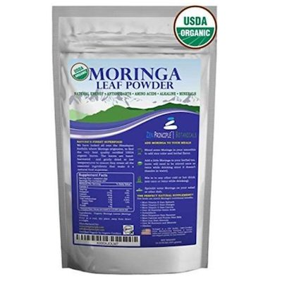 Zen Principle Moringa Powder
