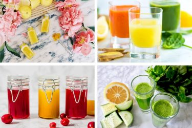 Wellness Shot Recipes