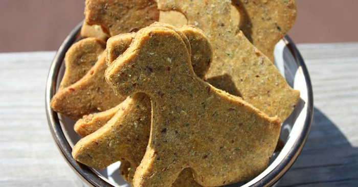 CHICKPEA GRAIN-FREE DOG TREATS