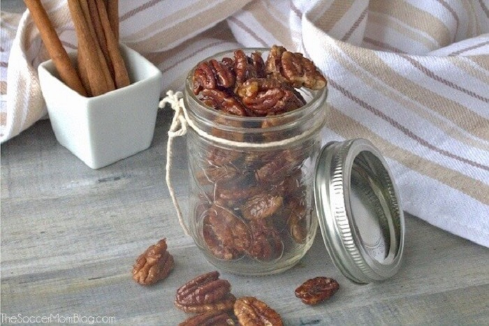 PALEO CANDIED PECANS