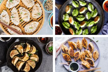 Homemade Dumpling Recipes