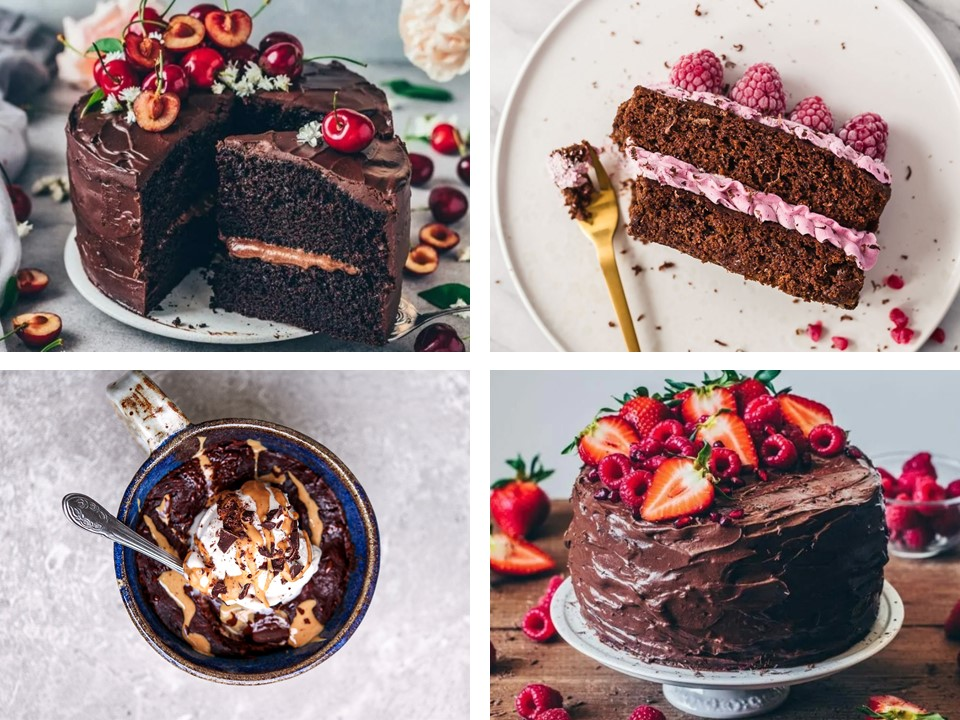 Vegan Chocolate Cake Recipes