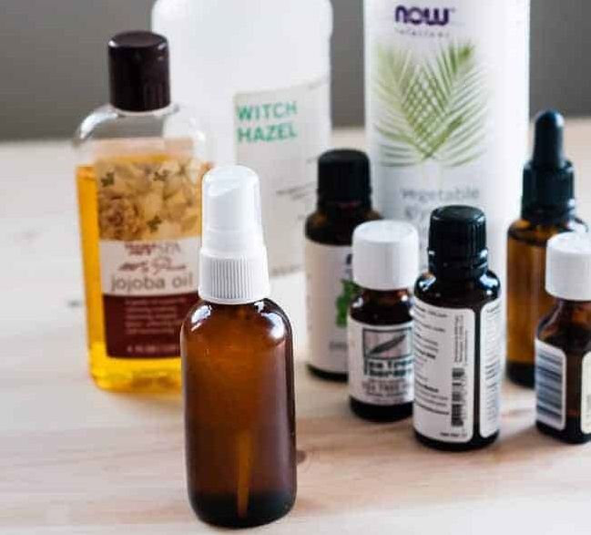 DIY ALL-NATURAL BUG SPRAY